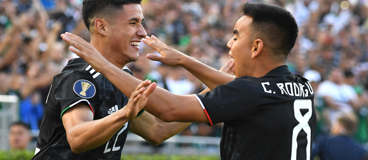 Las 5 cosas que nos dejó el debut de México en la Copa Oro
