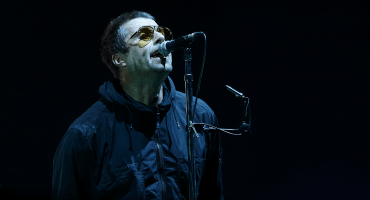 ¡Liam Gallagher estrena en vivo
