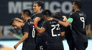 México derrotó a Venezuela y acá te dejamos los goles