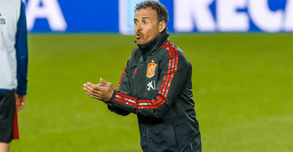 ¡Sorpresón! Luis Enrique dejó de ser técnico de España