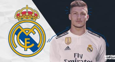 ¡OFICIAL! Luka Jovic es nuevo jugador del Real Madrid