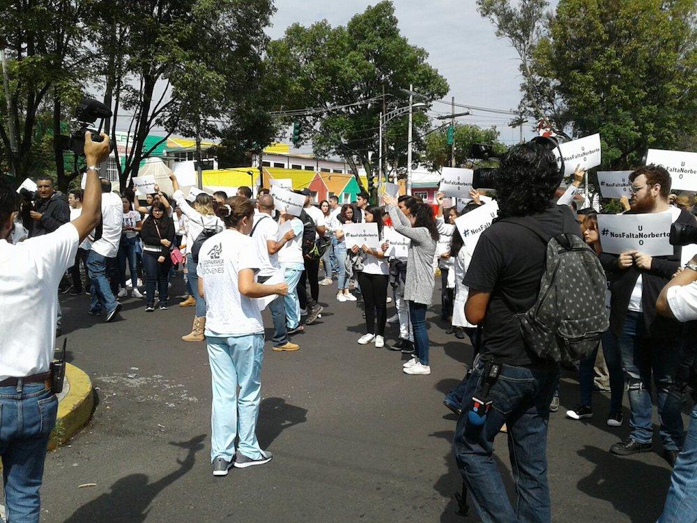 Manifestación-familiares-Norberto-Ronquillo
