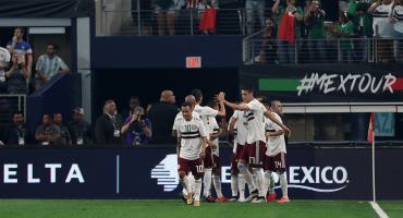 ¡4 de 4! Van los goles del triunfo de México sobre Ecuador