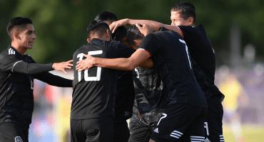 Van los goles del triunfo de México en su debut en el Torneo Maurice Revello