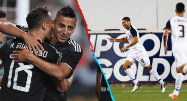 México y su invicto ante Costa Rica en Copa Oro