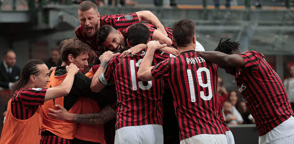Mal y de malas: Milan no podrá jugar la UEFA Europa League