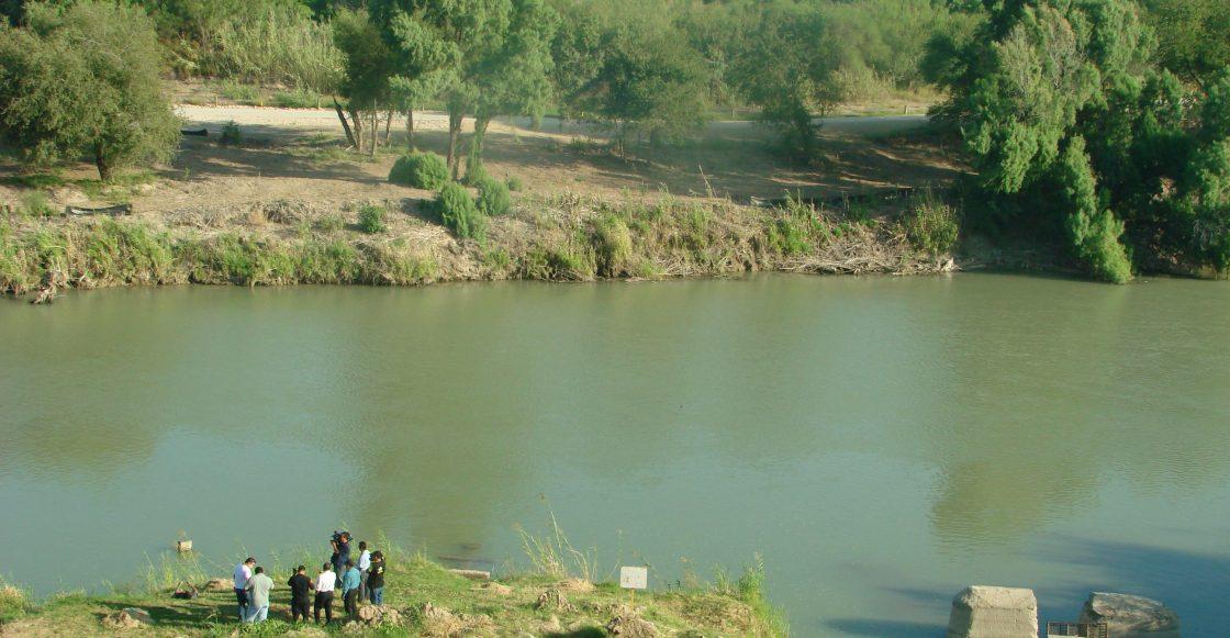 Indigna muerte en el Río Bravo