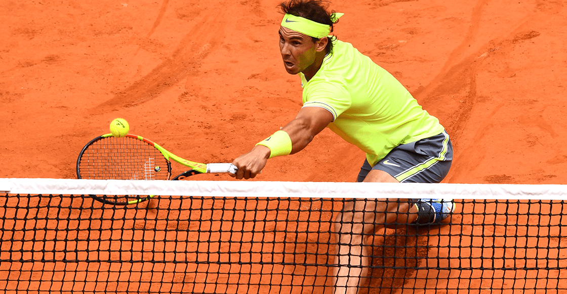 Nadal despachó a Federer en tres sets y se metió a la final de Roland Garros