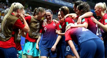 En penales, Noruega eliminó a Australia del Mundial Femenil
