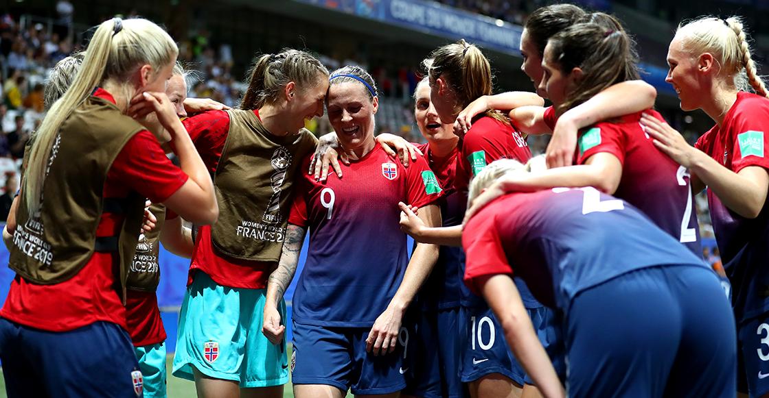 En penales, Noruega elimino a Australia del Mundial Femenil