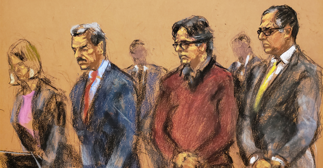 El líder de Nxivm, Keith Raniere, fue declarado culpable en Nueva York