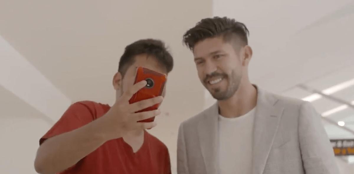 """""""Es un reto"""": Las primeras palabras de Oribe Peralta como jugador de Chivas"""