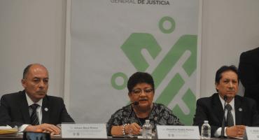 PGJ-CDMX desmiente detención de persona ligada a caso Norberto Ronquillo