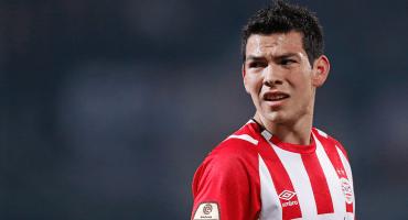 PSV aumenta precio del 'Chucky' Lozano y lo aleja del Napoli