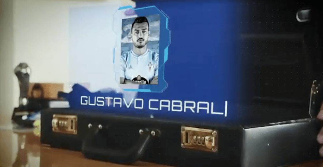 Gustavo Cabral no seguirá en el Celta