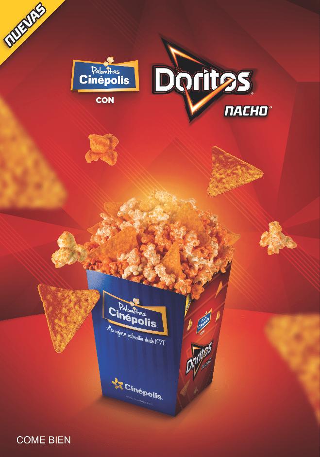 Palomitas cinepolis doritos nacho promo 01