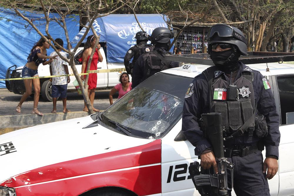 Policía-Acapulco-Guerrero-homicidios
