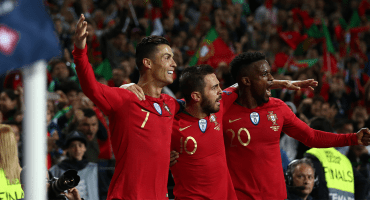 El hat-trick de Cristiano Ronaldo que metió a Portugal en la final de la UEFA Nations League