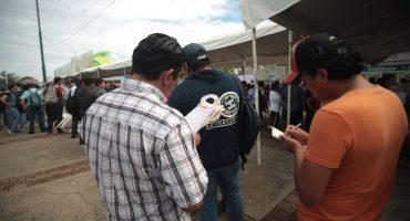 Refinería Dos Bocas: en el primer día, 15 mil se registran para buscar trabajo en proyecto