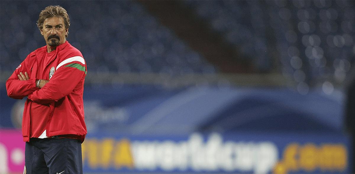 Sólo un técnico argentino ha sido campeón de la Copa Oro
