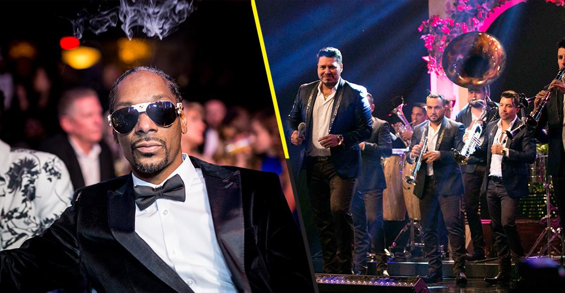 Mundo bizarro: Snoop Dogg podría colaborar con... ¿la Banda MS?