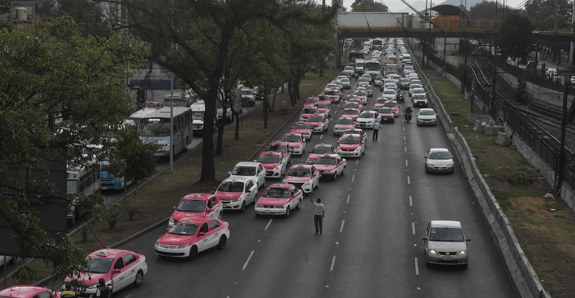 Gobierno CDMX creará app para taxis