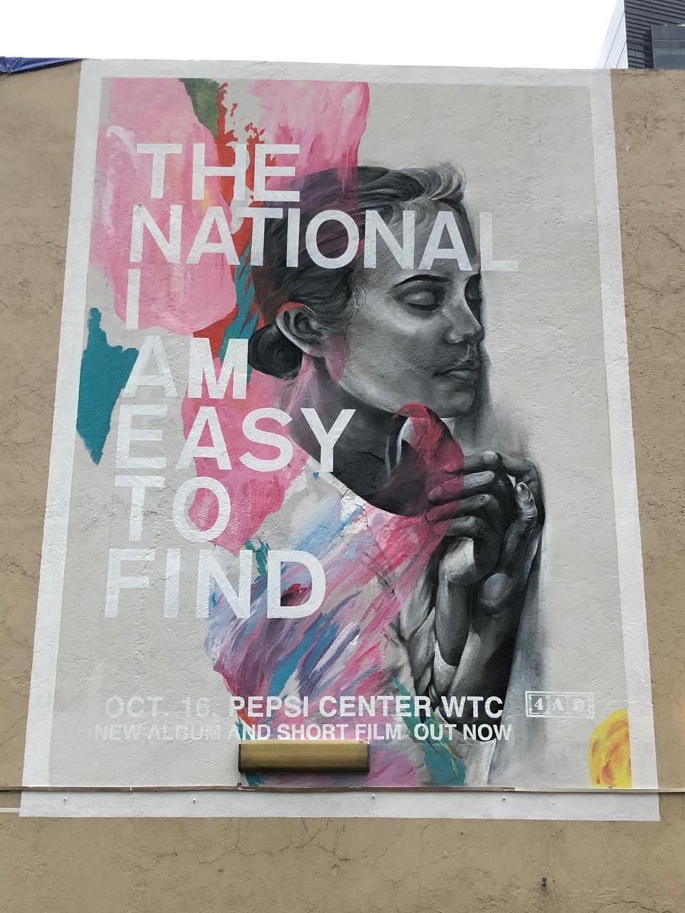 ¡Gánate unos boletos para el concierto de The National!