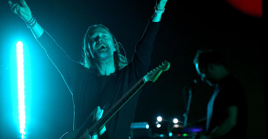 Thom Yorke anuncia un nuevo disco solista, 'Anima'