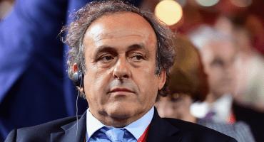 Tras 12 horas de interrogatorio, Michel Platini fue liberado