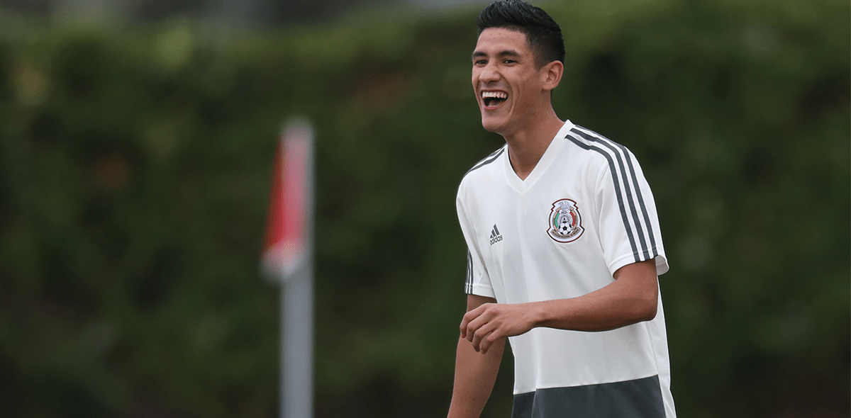 Es oficial: Uriel Antuna irá a Copa Oro en lugar de Jorge Sánchez