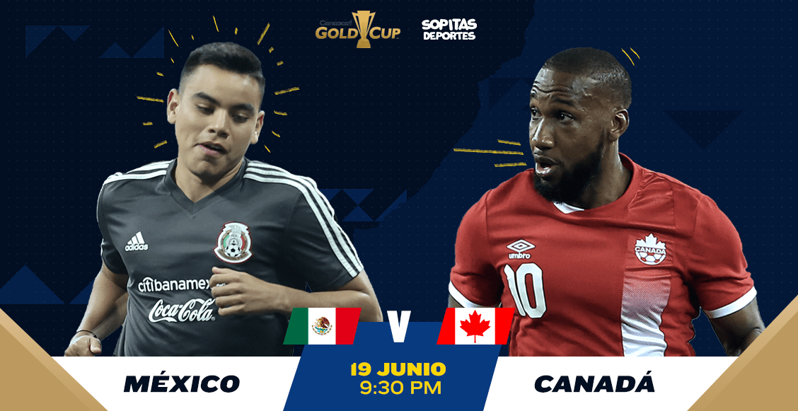 ¿Cuándo, cómo y dónde ver en vivo el México vs Canadá?