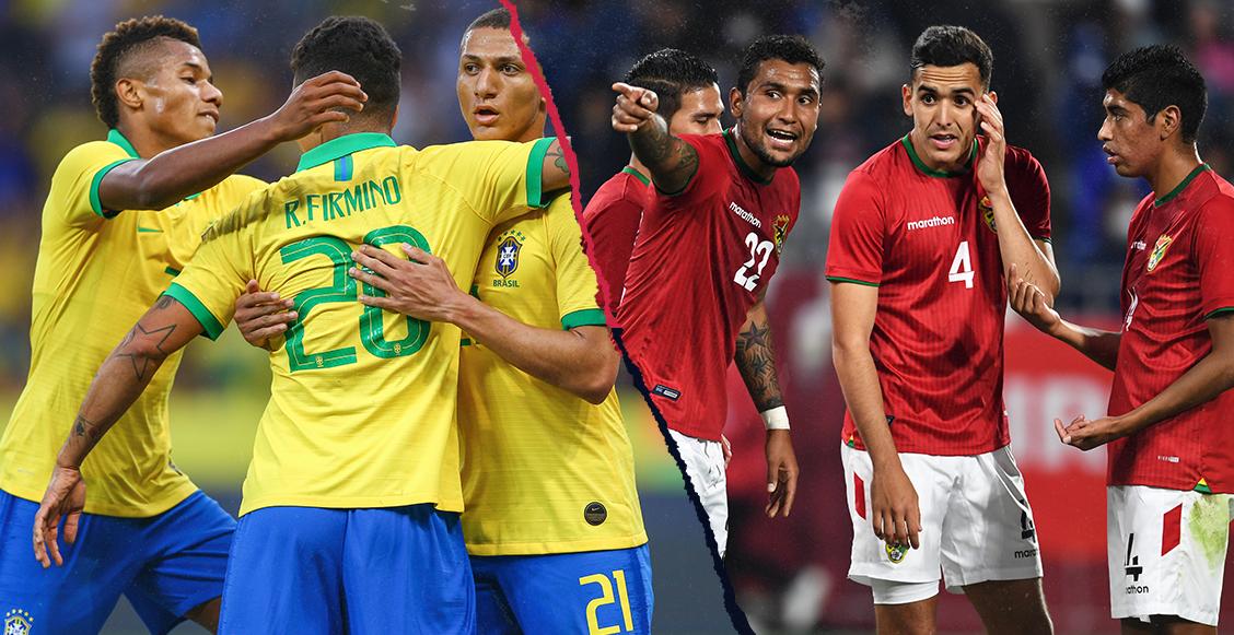 ¿Dónde, cuándo y cómo ver en vivo el Brasil vs Bolivia de la Copa América?