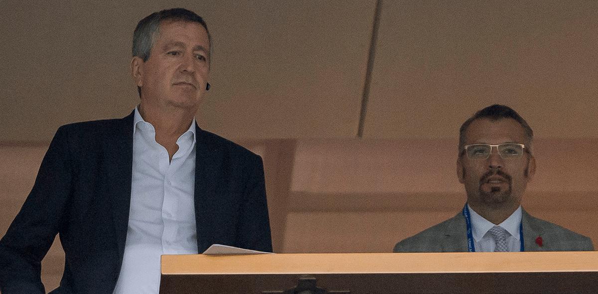 ¡Se va! Jorge Vergara reapareció para anunciar cambios en Chivas