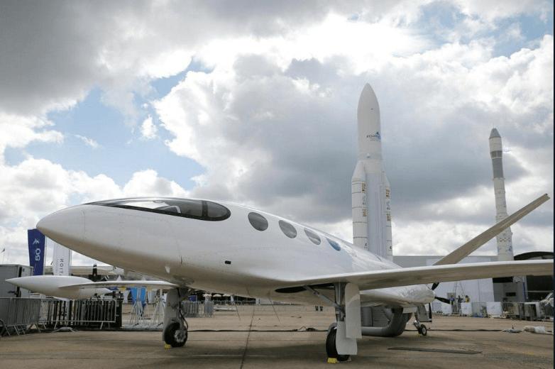 Así es 'Alice', el primer avión 100% eléctrico para vuelos comerciales