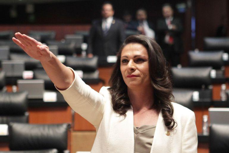 Bajo rendimiento, el motivo de Ana Guevara para reducir becas a los deportistas