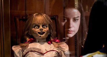 Te llevamos a la función antes del estreno de 'Annabelle Comes Home'