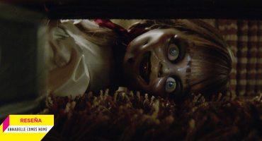 'Annabelle Comes Home' no es la más terrorífica, pero sí la mejor de su trilogía