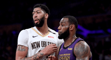 ¡Lakers galácticos! Anthony Davis se une a LeBron James en Los Ángeles