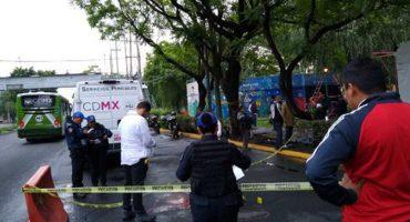 Karma nivel: Asalta taquería de la CDMX, se da a la fuga y muere atropellado