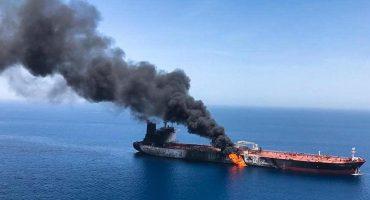 ¿Por qué debe importarte el impresionante ataque a los buques petroleros en Omán?