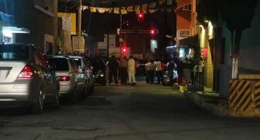 Un hombre es acribillado a balazos dentro de una barbería en Iztapalapa