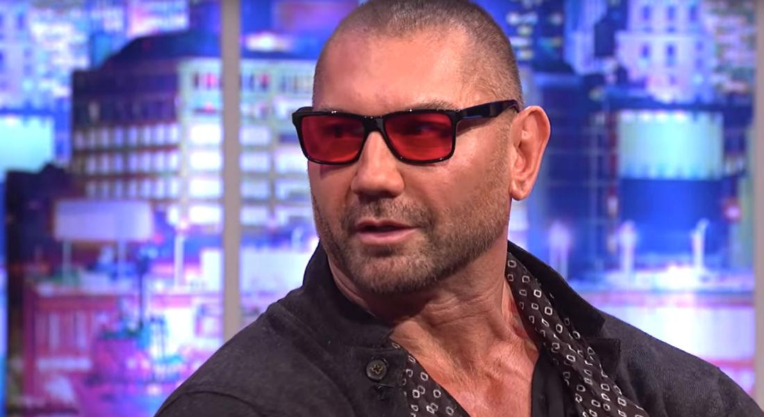 El día que los Guardianes de la Galaxia salvaron a Batista de la ruina
