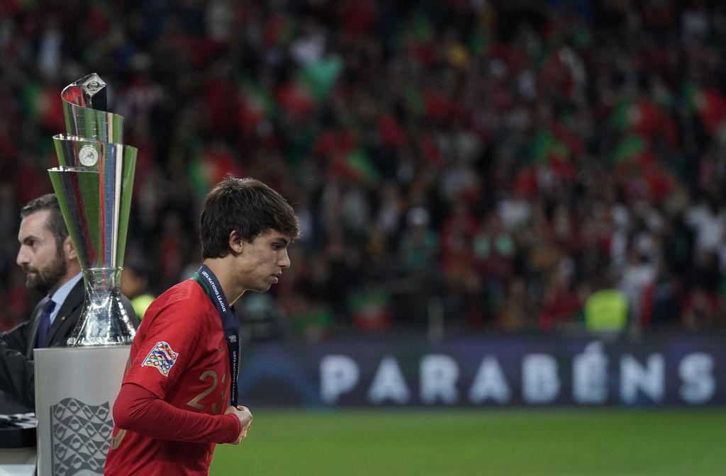 ¡Era falso! Benfica desmiente la salida de Joao Félix al Atlético de Madrid