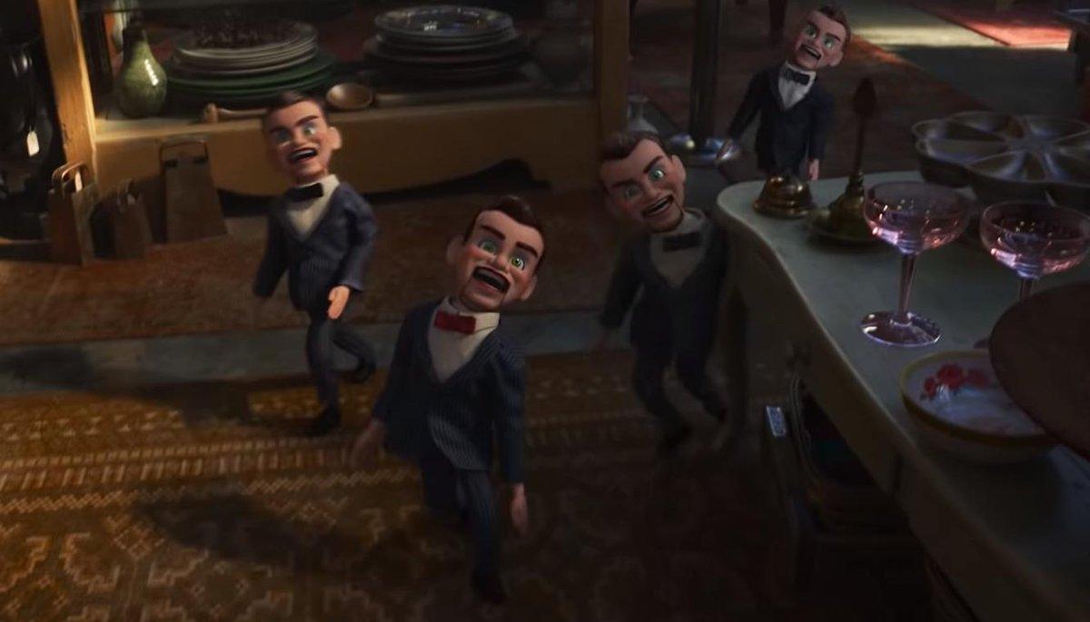 Las teorías más oscuras que existen detrás de Toy Story