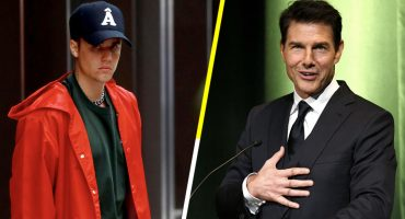 Justin Bieber reta a una pelea a Tom Cruise al más puro estilo Trejo-Adame