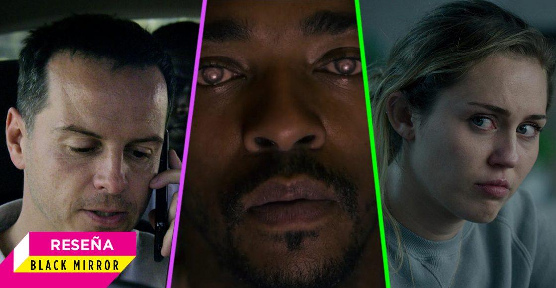 'Black Mirror', una 5ta temporada interesante pero nada innovadora