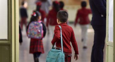 Niños con cabello como quieran, siguiente paso, luego de 'uniforme neutro': REDIM