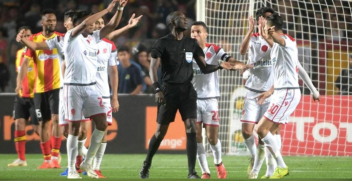 Histórico: CAF ordenó repetir la final de la Champions Africana por polémica con el VAR