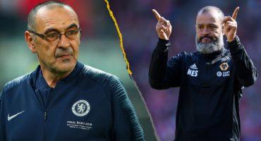 Wolves, Chelsea y Juventus planean un 'intercambio' de técnicos