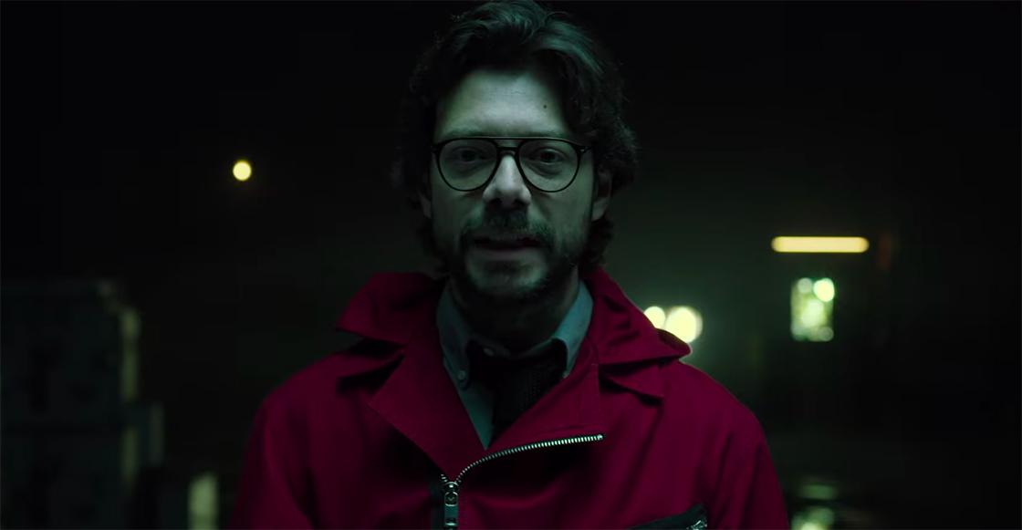 ¿Es el final? Acá el tráiler oficia de la 3ra parte de 'La casa de papel' de Netflix